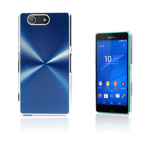Grooves Sony Xperia Z3 Compact Skal – Blå