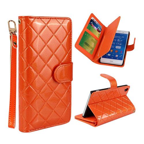 Martinson Sony Xperia Z3 Fodral – Orange