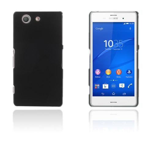 Guillou (Svart) Sony Xperia Z3 Compact Skal
