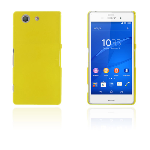 Guillou (Gul) Sony Xperia Z3 Compact Skal