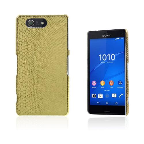 Lizard Skin Sony Xperia Z3 Compact Skal – Guld