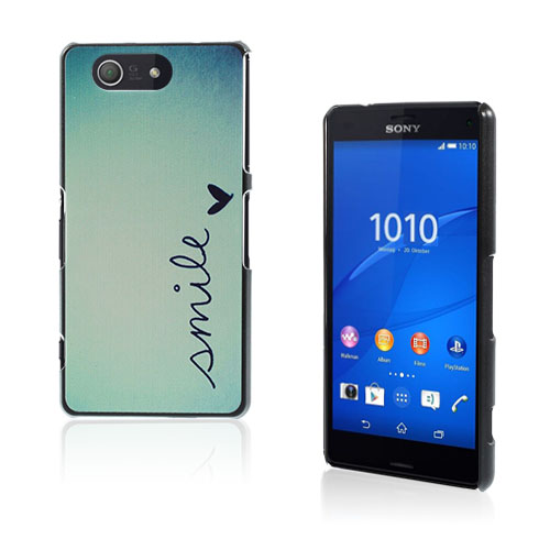 Persson Sony Xperia Z3 Compact Skal – Leende & Hjärta