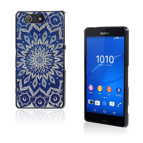 Persson Sony Xperia Z3 Compact Skal – Mandala Mönster