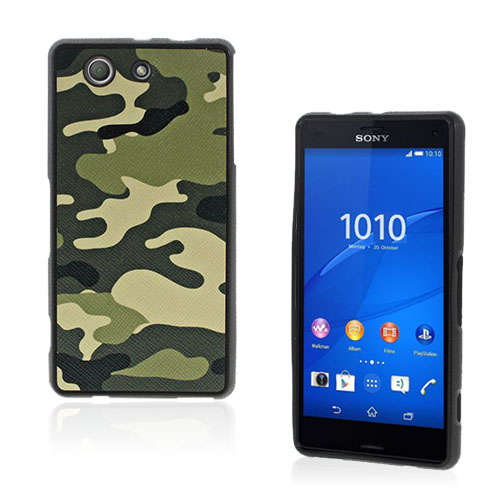 Westergaard Sony Xperia Z3 Compact Skal – Camouflage Mönster