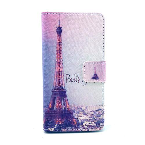 Moberg Sony Xperia Z3 Compact Flip Fodral – Eiffeltornet & Paris