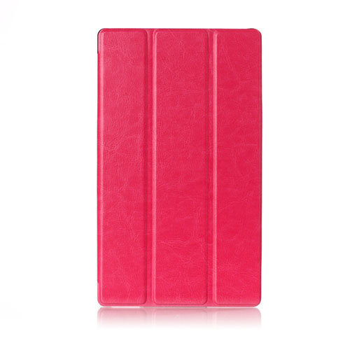 Garff Sony Xperia Z3 Tablet Compact Tri-fold Skal – Het Rosa