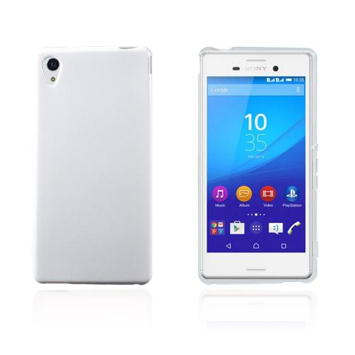 Sund Sony Xperia M4 Aqua Skal – Vit