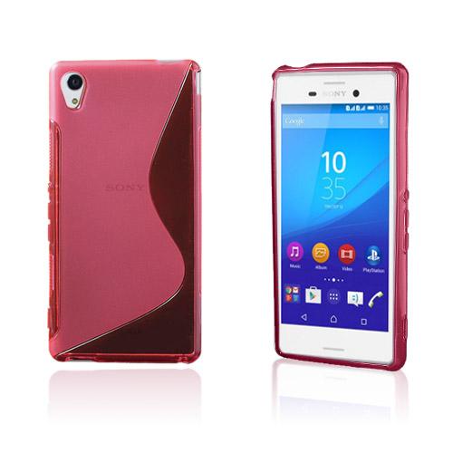 Lagerlöf Sony Xperia M4 Aqua Skal – Het Rosa