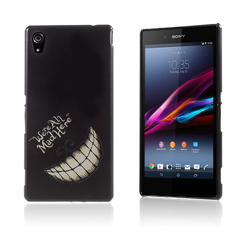 """Westergaard Sony Xperia Z3+ Skal – """" We Are All Mad """""""