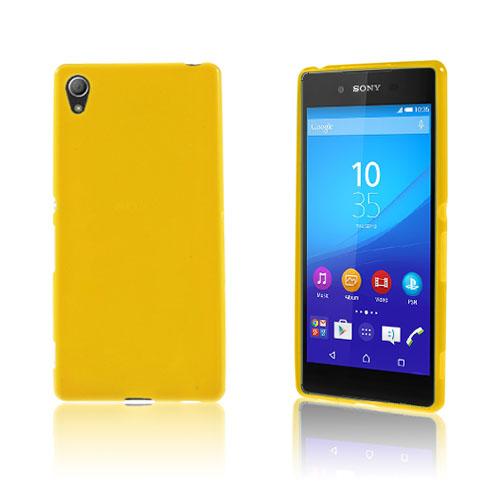 Sund Sony Xperia Z3+ Skal – Gul