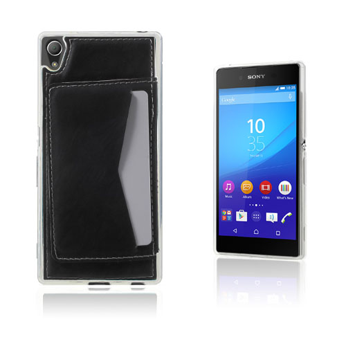Jungstedt Sony Xperia Z3+ Skal – Svart