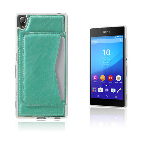 Jungstedt Sony Xperia Z3+ Skal – Cyan