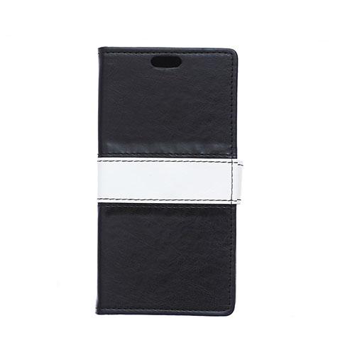 Lie Sony Xperia E4g Fodral med Plånbok – Svart