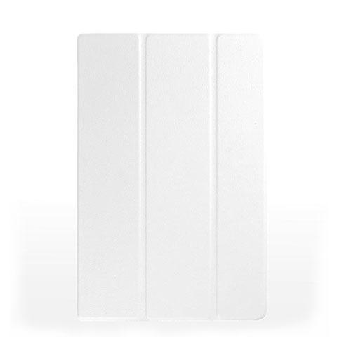 Garff Silk (Vit) Sony Xperia Z4 Tablet Leather Tri-Fold Case