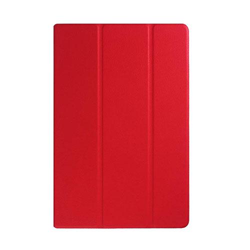 Garff Silk (Röd) Sony Xperia Z4 Tablet Leather Tri-Fold Case