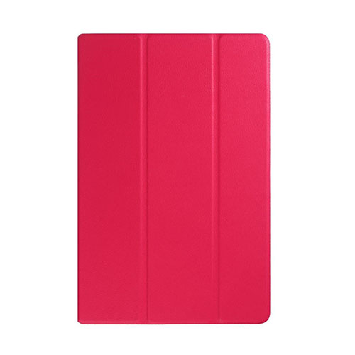 Garff Silk Sony Xperia Z4 Tablet Leather Tri-Fold Case – Het Rosa