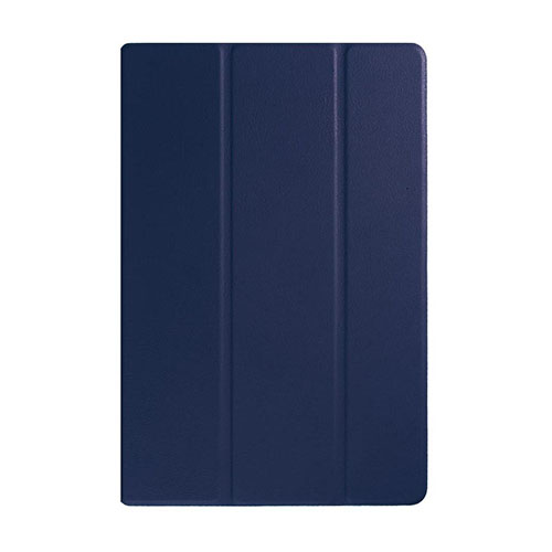 Garff Silk (Mörkblå) Sony Xperia Z4 Tablet Leather Tri-Fold Case