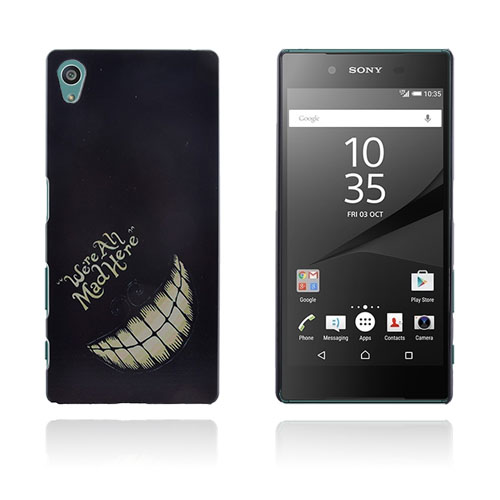Christensen Sony Xperia Z5 Skal – We Are All Mad Here