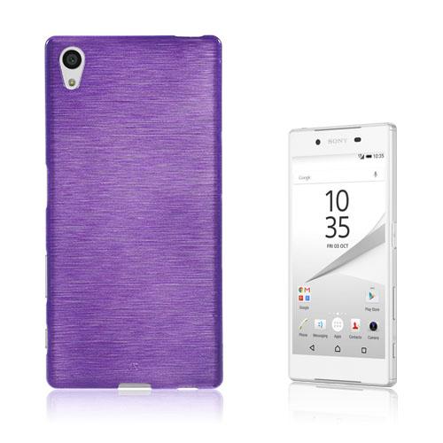 Bremer Sony Xperia Z5 Skal – Lila