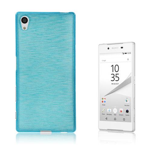 Bremer Sony Xperia Z5 Skal – Blå