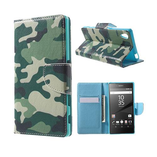Moberg Sony Xperia Z5 Fodral – Kamouflage