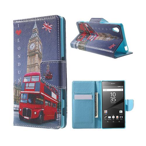 Moberg Sony Xperia Z5 Fodral – Big Ben & Buss