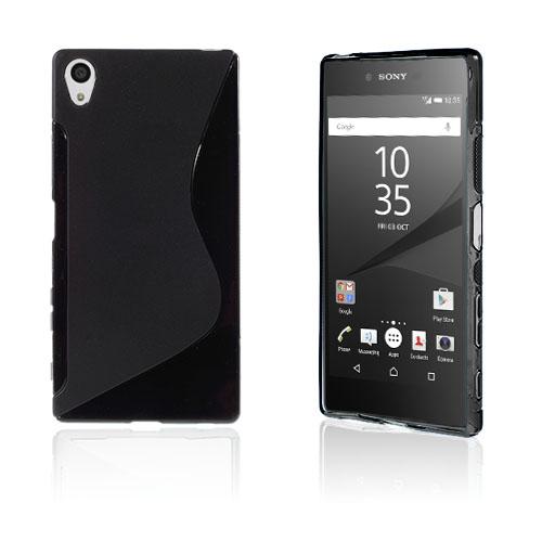 Lagerlöf Sony Xperia Z5 Premium Skal – Svart