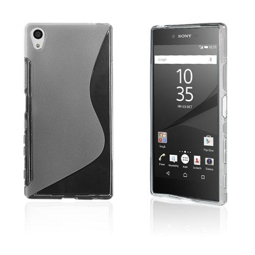 Lagerlöf Sony Xperia Z5 Premium Skal – Genomskinlig