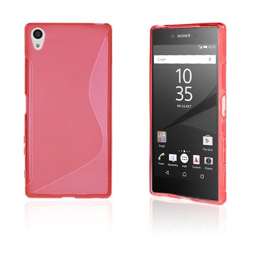 Lagerlöf Sony Xperia Z5 Premium Skal – Röd
