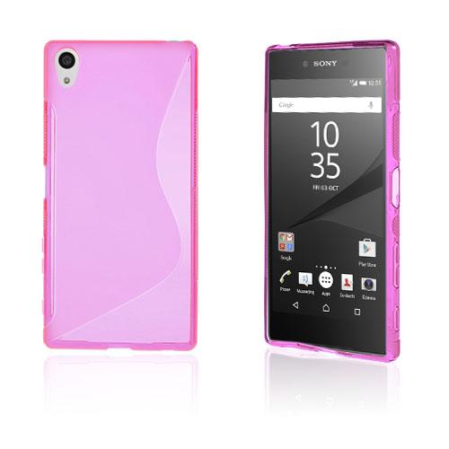 Lagerlöf Sony Xperia Z5 Premium Skal – Het Rosa