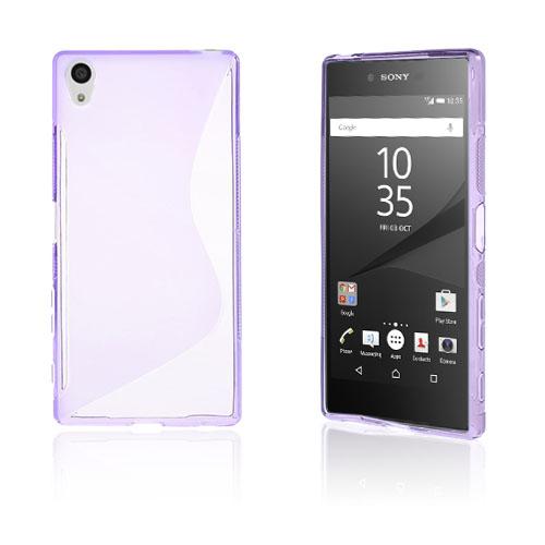 Lagerlöf Sony Xperia Z5 Premium Skal – Lila