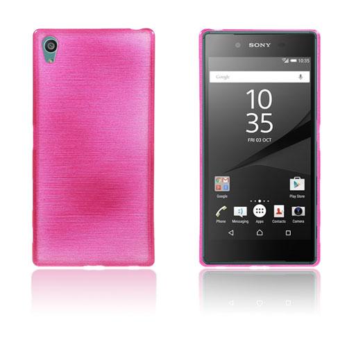 Bremer Sony Xperia Z5 Premium Skal – Varm Rosa