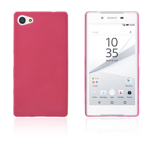 Sund Sony Xperia Z5 Compact Skal – Varm Rosa