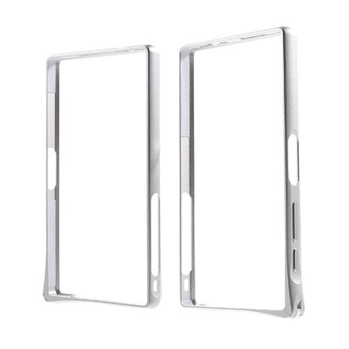 Remes Sony Xperia Z5 Compact Stötfångare – Silver
