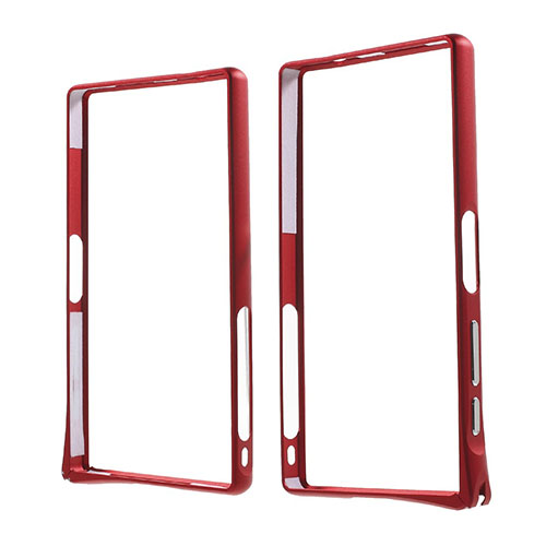 Remes Sony Xperia Z5 Compact Stötfångare – Röd