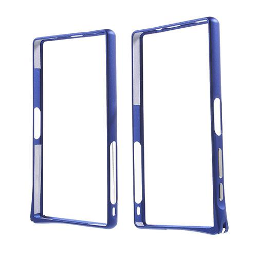 Remes Sony Xperia Z5 Compact Stötfångare – Mörkblå
