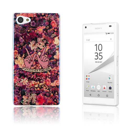 Westergaard Sony Xperia Z5 Compact Skal – Levande Blommor
