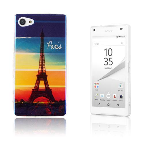 Westergaard Sony Xperia Z5 Compact Skal – Eiffeltornet