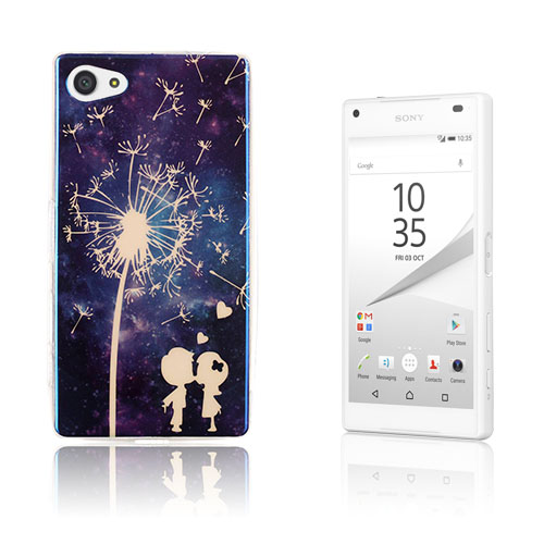 Westergaard Sony Xperia Z5 Compact Skal – Vit Maskros