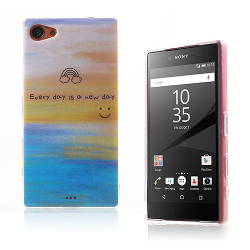 Westergaard Sony Xperia Z5 Compact Skal – Every Day Is A New Day