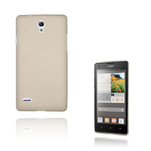 Soft Shell (Grå) Huawei Ascend G700 Skal