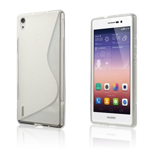S-Line (Transparent) Huawei Ascend P7 Skal