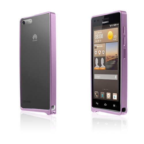 Remes (Rosa) Huawei Ascend G6 Metall-Bumper