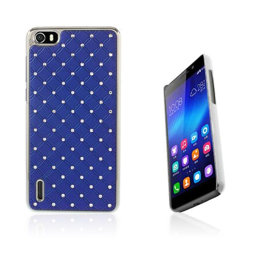 Starry Sky (Mörkblå) Huawei Honor 6 Skal