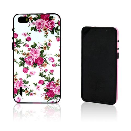 Wester Edge Huawei Honor 6 Skal – Fresh Blommor
