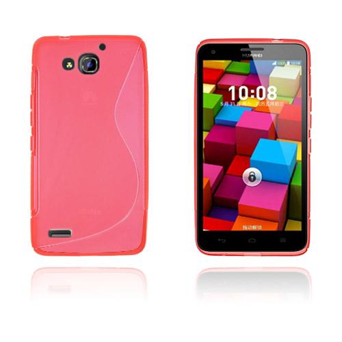 Lagerlöf Huawei Ascend G750 Skal – Röd