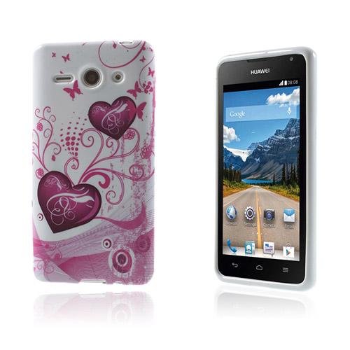 Westergaard Huawei Ascend Y530 – Hjärta & Fjäril