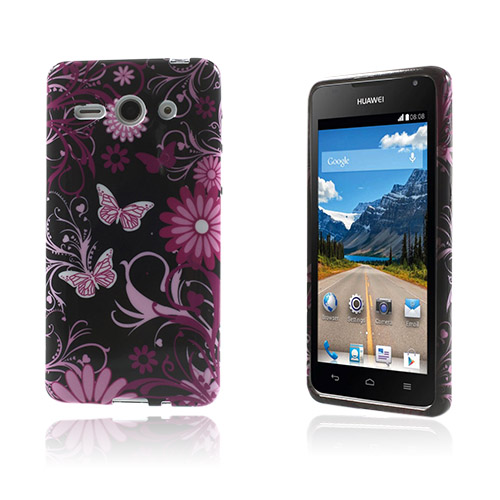 Westergaard Huawei Ascend Y530 – Floral Fjäril