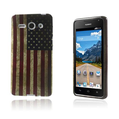 Westergaard Huawei Ascend Y530 – Vintage USA Flagga