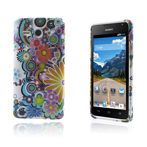 Westergaard Huawei Ascend Y530 – Colored Cirklar & Blommor